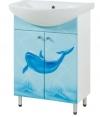 Тумба Либра 60 дельфин